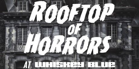 Whiskey Blue Haunted Halloween tickets