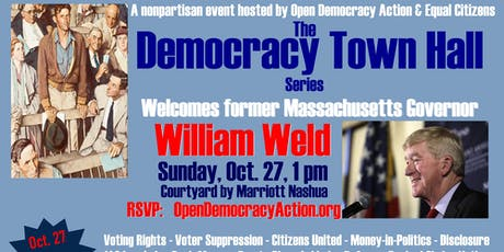 Democracy Town Hall tickets