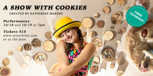 A Show with Cookies with Katherine Marino