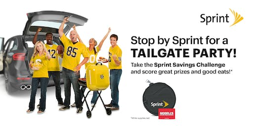 Tailgate Party at Sprint!
