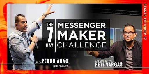 The Messenger Maker Challenge - Oct 17