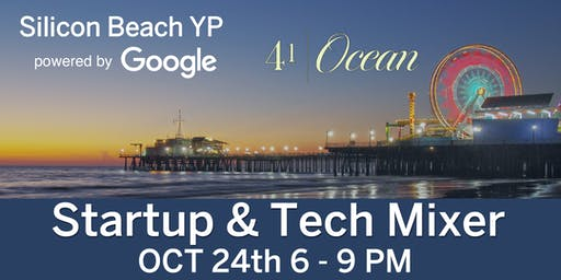 Silicon Beach Tech Mixer powered by Google