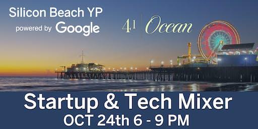 Silicon Beach Tech Mixer powered by Google