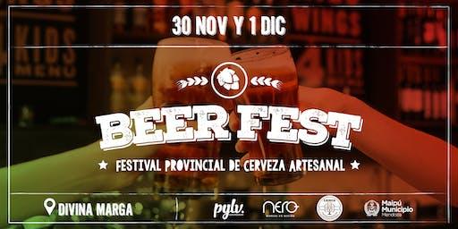 """Beer Fest"" Festival Provincial de Cerveza Artesanal"