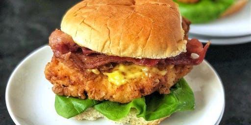 Hampton Roads Chicken Sandwich Challenge