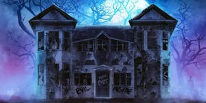 HALLOWEENS NUMBER 1 EVENT. HAUNTED BEACH HOUSE