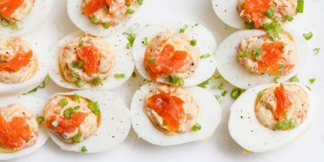 Brunch at Home Cooking Class tickets