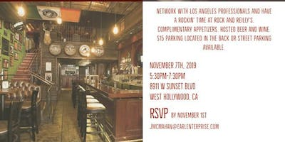 West Hollywood Networking Event