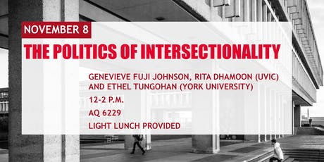 The Politics of Intersectionality tickets