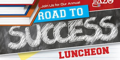 Road to Success Scholarship Luncheon