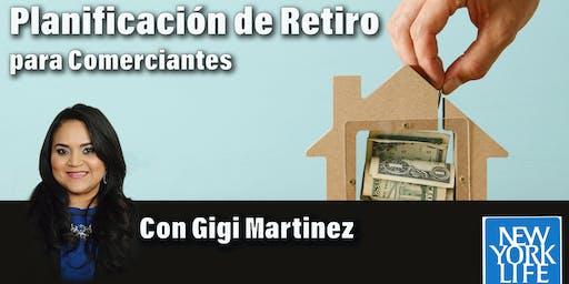 Seminario Planificación de Retiro para Comerciantes