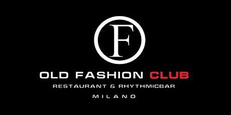 Venerdi- Old Fashion: LISTA CUORE biglietti