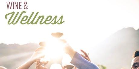Stettler Wine & Wellness tickets