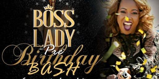 Boss Lady's Pre-Birthday Bash | Free Section, bottle & hookah | #WCW