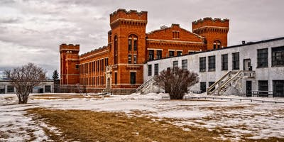 Old Montana State Prison Ghost Hunt
