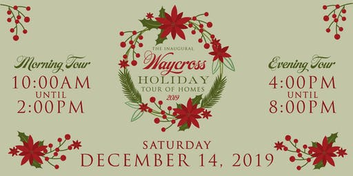 Waycross Holiday Tour of  Homes