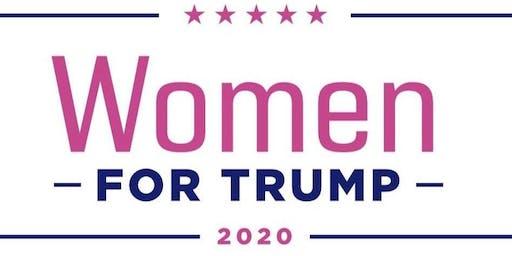 Women For Trump MAGA Meet Up