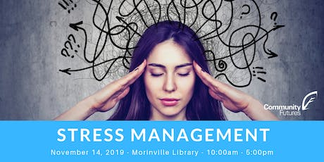 Stress Management - Morinville tickets