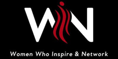 WIN - Women Who Inspire & Network at the Wine Cellar
