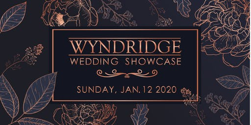 Wyndridge Wedding Showcase