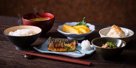 Okazu Dinner with Aya Hashimoto tickets