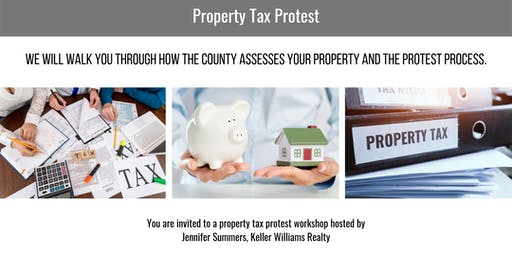 Property Tax Protest Workshop