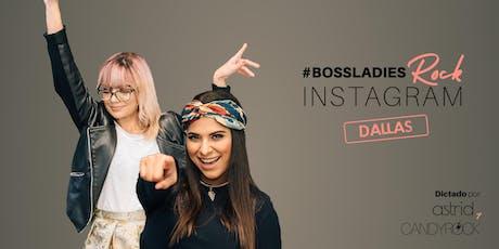 Bossladies Rock Instagram Dallas tickets