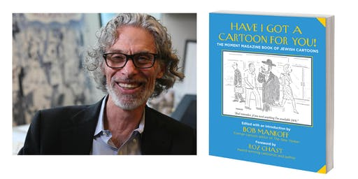 Museum Store Sunday Book Signing with Bob Mankoff