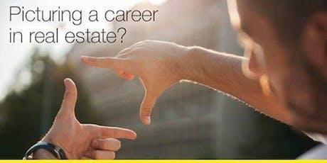 Real Estate Career Seminar! tickets