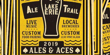 Ales & Aces 2019 tickets