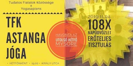 TFK Astanga Jóga tickets