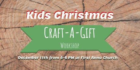 Kids Craft-a-Gift Workshop by First Anna tickets