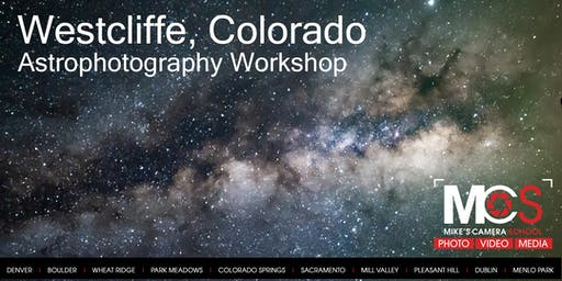 Westcliffe, CO Astrophotography Workshop