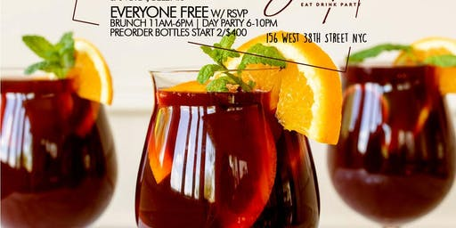 Born 2 Brunch: Bottomless Brunch + Day Party at Jimmy's NYC | By #YES