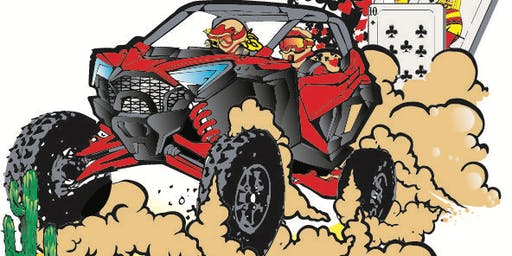 Arizona West AllSports, Inc. Presents the Lake Havasu Area Chamber of Commerce 2019 Desert Bash & Off-Road Poker Run