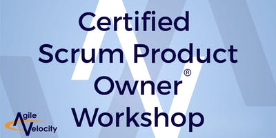 Certified Scrum Product Owner Workshop (CSPO) – Austin
