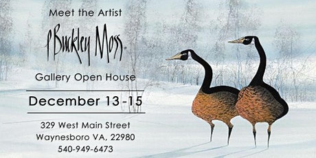 Christmas Barn Show and Gallery Open House tickets