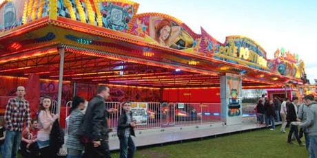 Hornes Brand New Easter Funfair at Craigie Park in Ayr 2020 tickets