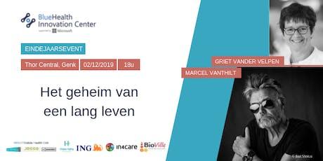 Eindejaarsevent met Marcel Vanthilt en Griet Vander Velpen tickets