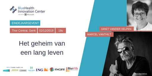 Eindejaarsevent met Marcel Vanthilt en Griet Vander Velpen