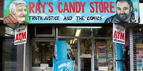 """Artist Talk: """"Store Front: The Disappearing Face of of New York"""" tickets"""
