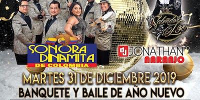 Banquete y Baile de Año Nuevo