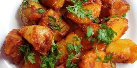 Festive Indian Cooking Class tickets