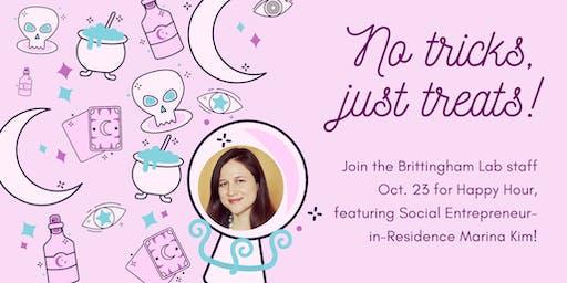 USC Marshall Brittingham Social Enterprise Lab Happy Hour: October 2019