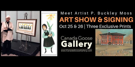 Meet The Artist P. Buckley Moss   Exclusive P.E.O. Prints  Get Your Art Signed tickets