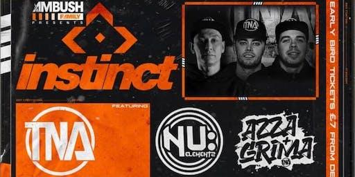 INSTINCT featuring; TNA, Ambush Family and many more.