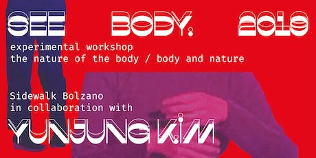 SEE BODY.2019. Workshop Tickets