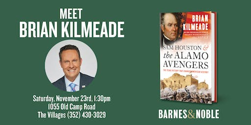 Meet Brian Kilmeade at Barnes & Noble The Villages