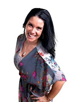Laithicia Adam, coach familial fondatrice de Lili Rescousse  logo