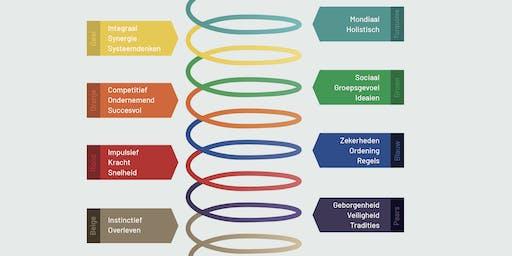 Spiral Dynamics integral Introductieworkshop (level 1)